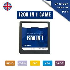 DS Game 1200 in 1 Nintendo Cartridge Game Card for 3DSXL 2DSXL DS Pokemon Mario