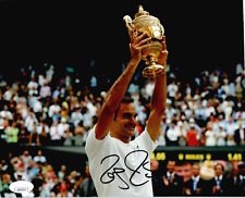 Roger Federer autographed Signed 8x10 Color Photo with JSA