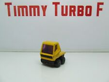 MATCHBOX ARTIC TRACTOR UNIT LORRY CAB YELLOW 35 MM LONG DIECAST F