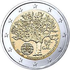 2 EURO Portogallo 2007 - Presidenza Europea