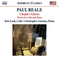 Paul Reale : Reale: Chopin's Ghosts CD (2018) ***NEW*** FREE Shipping, Save £s