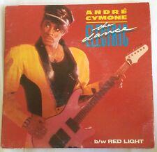"ANDRE CYMONE: DANCE ELECTRIC (1985 AUSTRALIA 7"" PROMO SINGLE) BONUS TRK PRINCE"