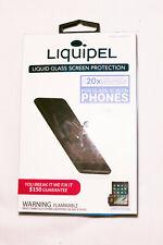 Liquipel Universal Liquid Glass Screen Protector for Smart Phones 20x Resistant