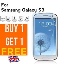 100% genuine Tempered Glass screen protector for Samsung Galaxy S3 i9300