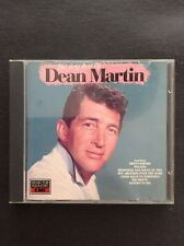 The Very Best of Dean Martin [1988] by Dean Martin (CD, Jul-1988, EMI)