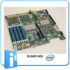 Plaque base ATX-E S5000 INTEL S5000PAL Douille 771 D13607-603 sans Plaque