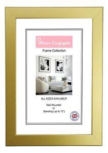 A1 A2 A3 A4 A5 BLACK Picture Frames White Poster Home Photo Frames Oak Gold Pine