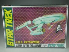 Star Trek metal kit USS Enterprise 1701 oro 50 años de edición limitada sonderaufla