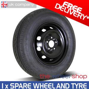 """16"""" Fiat Ducato Motorhome 2014 - 2021 Spare Steel Wheel & Tyre 5x118 PCD"""