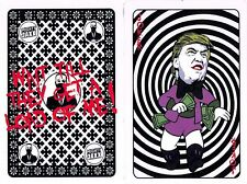 Mighty Jaxx Bitchy Rich Madness Donald Trump By ABCNT Promo Card The Joker Rare