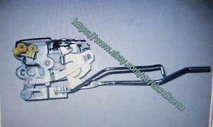 Genuine Part Front Door Latch & Rod Assy-LH for Ssangyong KORANDO  7120106000