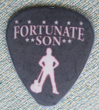 JOHN FOGERTY FORTUNATE SON AUTHENTIC 2018 GUITAR PICK MINT UNUSED DBL SIDED