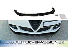 Splitter/Spoiler anteriore per Alfa Romeo Giulietta 2010> lama lip