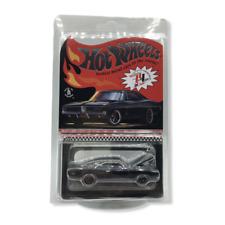 Hot Wheels GLH82 1:64 Dodge Charger R/T 1969 - Spectraflame/Black