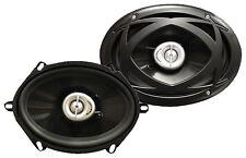 12.7x17.8cm 15.2x20.3cm bassworx PORTIERA ANTERIORE altoparlanti auto qualità