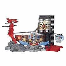 Marvel Avengers Age of Ultron Iron Man Lab Attack Playset Ages 4 and up