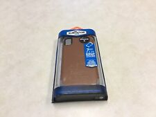 New OEM Griffin Survivor Prime Series Brown Case For iPhone X Leather