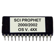 Sequential Circuits Prophet 2000 / 2002 V 4.XX Firmware Update Eprom [Latest OS]