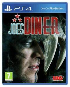 Joe's Diner Playstation 4 PS4 NEW EU STOCK UK PLAYS IN FULL ENGLISH GIFT IDEA