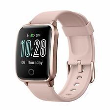 "GRDE Smart Watch, Fitness Tracker 1.3"" Big Color Screen Smartwatch Bluetooth"