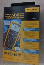 BRAND NEW FLUKE 287 Tru-RMS Electronic logging multimter with Trend Capture