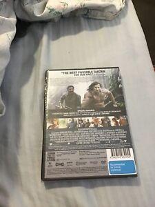 The Legend Of Tarzan (DVD, 2016) - Brand New Still in Plastic- FREE Postage