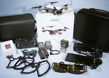 Dji Spark Fly More Combo with 3 Batteries + Extras * Fully Working