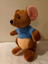 "Disney Roo 12"" Tall Plush Winnie The Pooh - Hoop Retail"