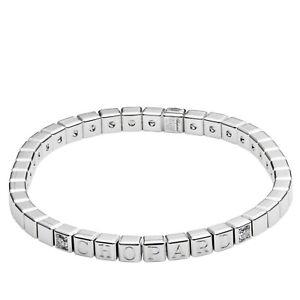 Chopard Ice Cube White Gold & Diamond Bracelet 85/4528-1001 Brand New