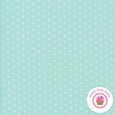 Moda THE GOOD LIFE Aqua Hearts 55154 22 Bonnie & Camille QUILT FABRIC