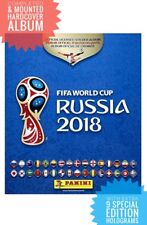 Panini FIFA World Cup 2018 HardCover Album - Completed - Special Edition