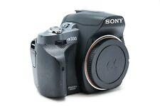 Sony Alpha A330 10.2MP Digital SLR Camera Body Only - 5642206