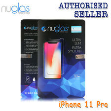 iPhone 11 Pro Max XS Max XR SE - 2X Tempered Glass Screen Protector Apple NUGLAS