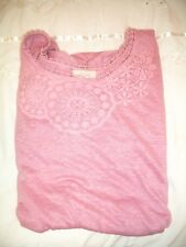 Ladies Linen Top by Wrap Size 12