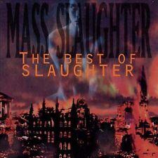 SLAUGHTER - Mass Slaughter - The Best Of Slaughter - CD