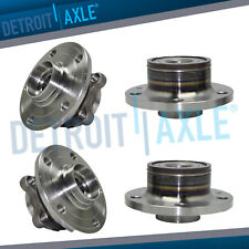 2008-2010 Volkswagen Passat Jetta Audi TT FWD Front Wheel Bearing and Rear Hub