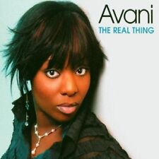 AVANI - THE REAL THING  CD NEU
