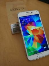 New Factory Unlocked SAMSUNG Galaxy S5 G900F,  White  16GB Android Phone