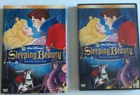 walt Disney's sleeping beauty special Edition DVD widescreen/full screen