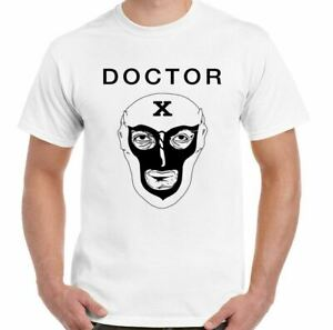 Blondie T-Shirt Doctor X Mens Debbie Harry Blondy Blonde Debby As Worn By