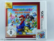 Mario Party: Island Tour für Nintendo 3DS/2DS - OVP - Guter Zustand