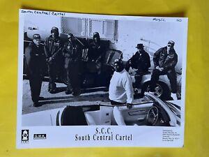 """South Central Cartel S.C.C. Press Photo 8x10""""."""