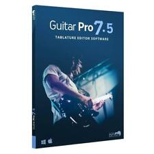 Arobas Music Guitar Pro 7 | Guitar Pro 7.5 | PC | MAC