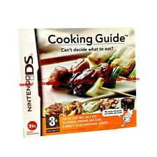 Cooking Guide: Can't Decide What To Eat (Nintendo DS, 2008) - European Version