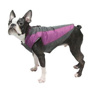 Gooby Small Breed Dog Trekking Jacket Winter Coat XS S M L XL