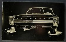 S0028 advertisement 1954 Plymouth Hy-Style Sales Brochure; dealer catalog ad