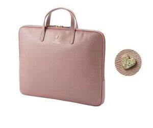 """14"""" Pink Laptop Notebook Sleeve Case Cover Carry Bag"""