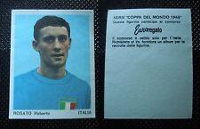 ***COPPA DEL MONDO 1966*** ED. FERRERO - ROSATO ITALIA !!!