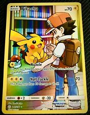 Pokemon Tcg Cosmic Eclipse Pikachu Full Art 241 /236 Secret Rare