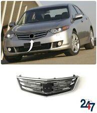 ANTERIORE SUPERIORE CENTRALE griglia con Chrome Trim compatibile con Honda Accord 08-11